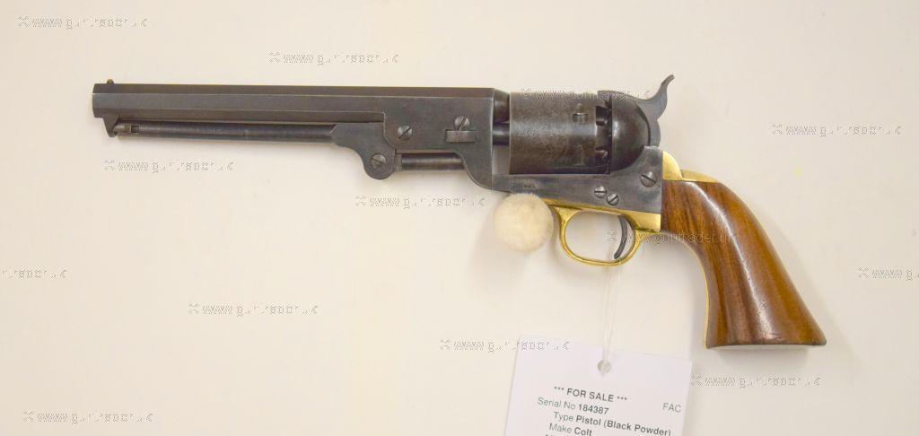 Buy S/H Colt  1851 GEN 2 .36 | Shooting Supplies Ltd