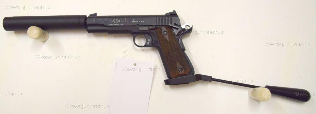 New GSG 1911 Standard - Wood  .22 LR