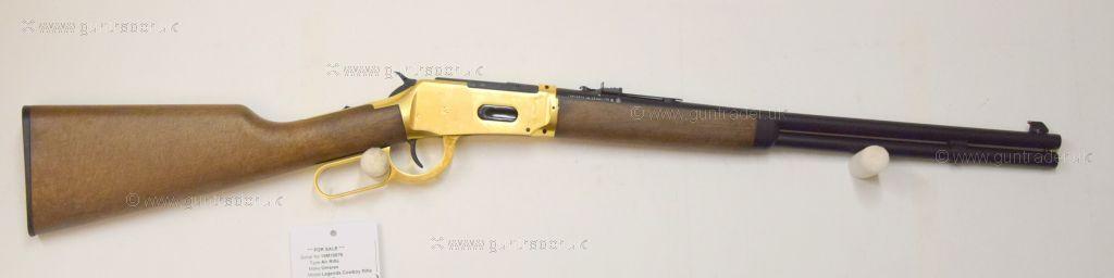 New Umarex Legends Cowboy Rifle GOLD .177 (BB)