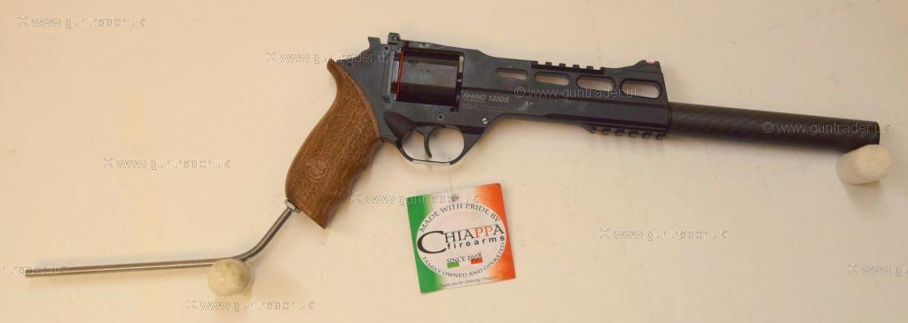 New Chiappa RHINO BLACK 9MM