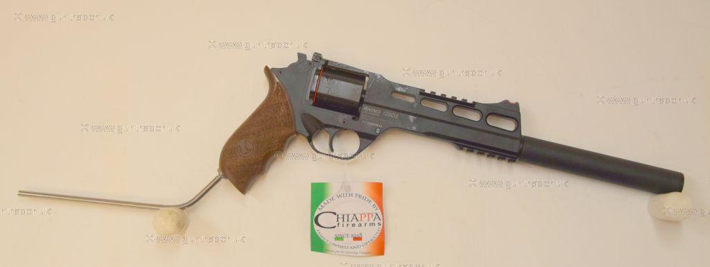 New Chiappa RHINO BLACK .357 Magnum
