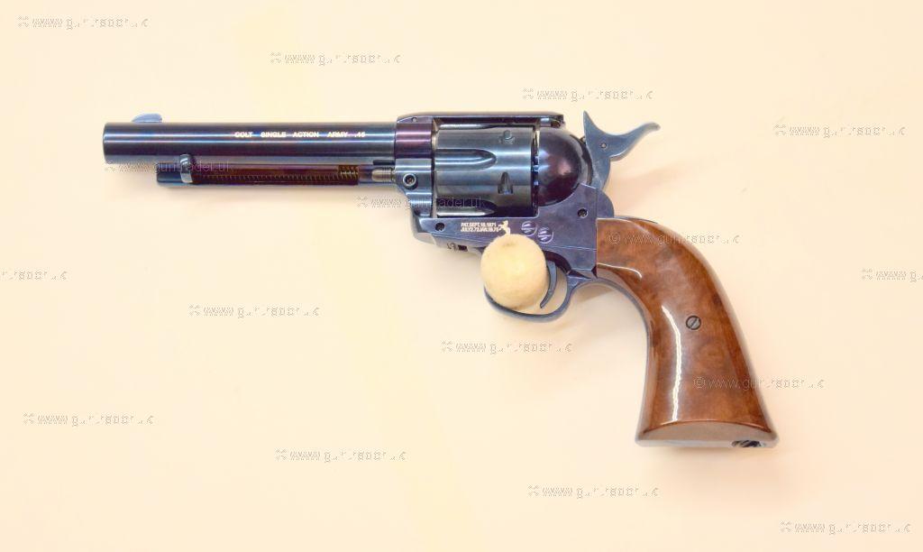 New Colt SAA BLUED .177
