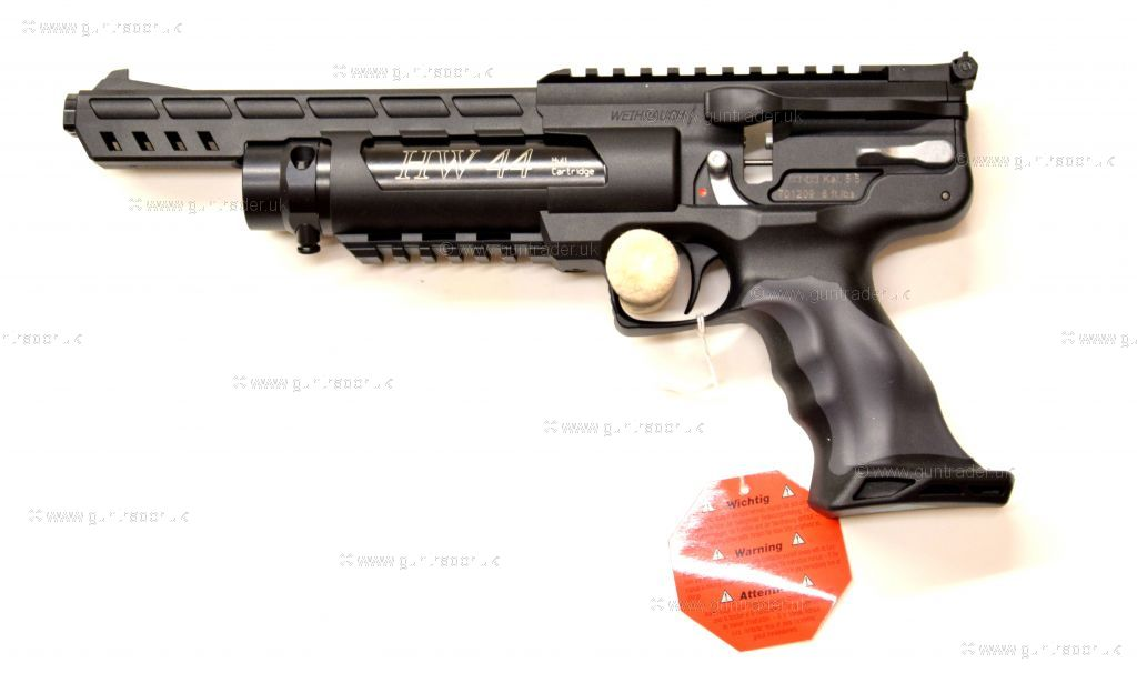 Buy New Weihrauch HW 44  .22 | Shooting Supplies Ltd
