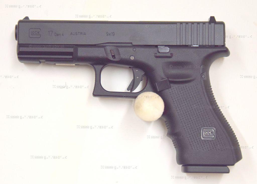 New Umarex Glock 17 Gen4  .177 (BB)