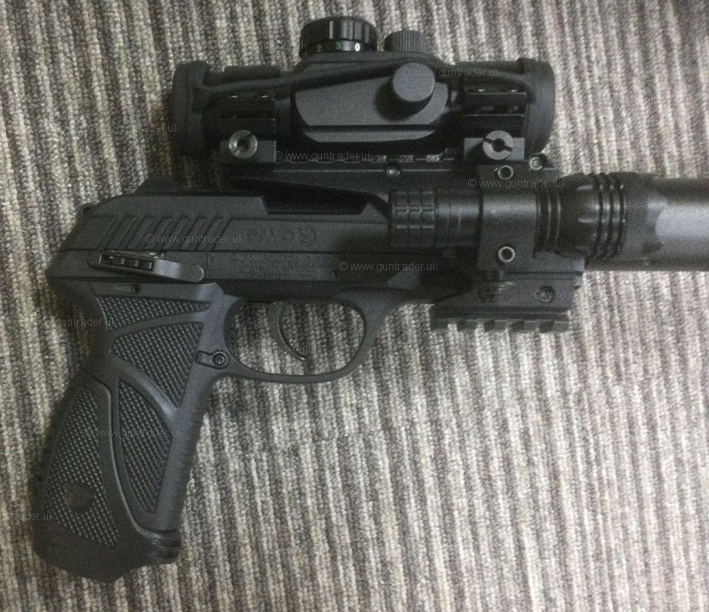 New Gamo PT-85 Tactical  .177