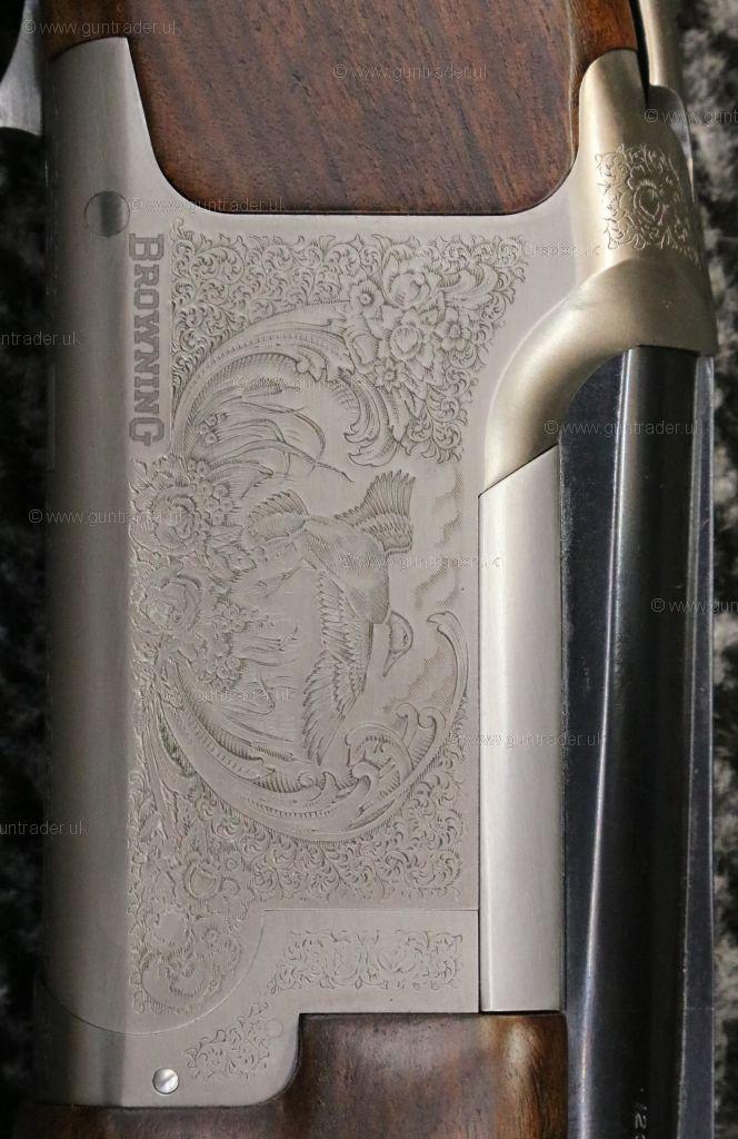 Browning 12 gauge B525 Game One