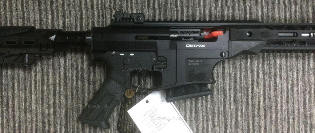 New Derya MK 12 BLACK 12 gauge
