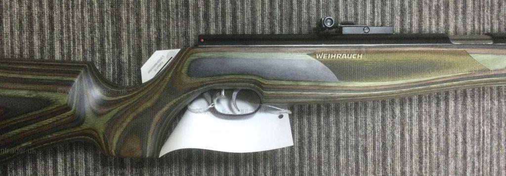 New Weihrauch HW 77 K Laminate  .177