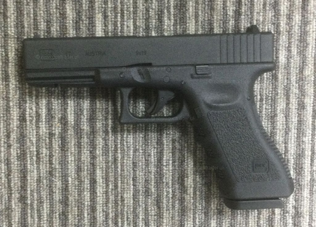 New Umarex Glock 17 DUAL AMMO .177 or 4.5mm BB