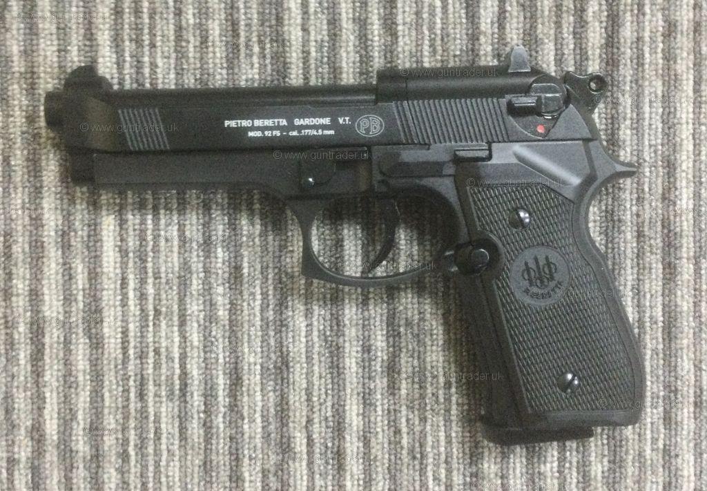 New Umarex Beretta M 92 FS  .177