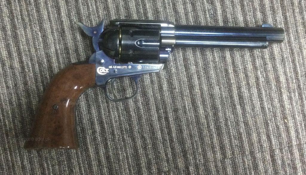 Buy S/H Umarex COLT SA ARMY  .177 (BB) | Shooting Supplies Ltd