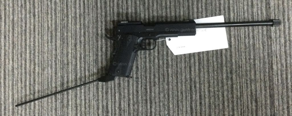 New Walther COLT GOLD CUP 1911 RED DOT BASE .22 LR