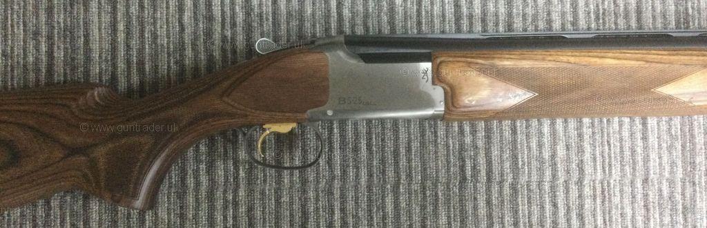 New Browning B525 Game BROWN LAMINATE 12 gauge