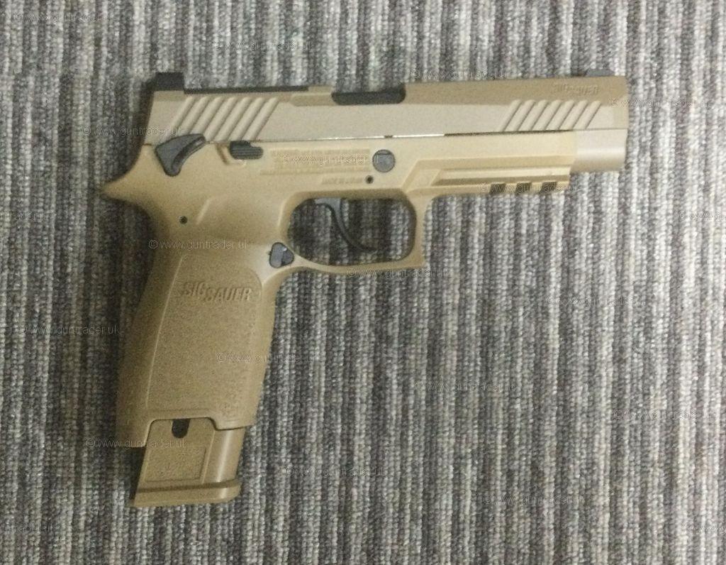 New Sig Sauer M17  .177