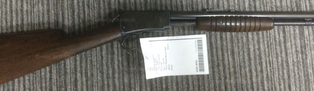 S/H Winchester 62  .22 LR