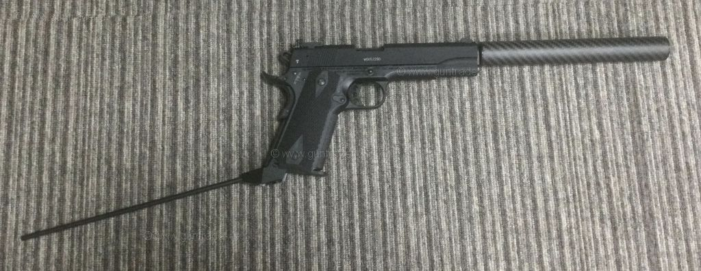Buy New Walther COLT GOLD CUP 1911  .22 LR | Shooting Supplies Ltd