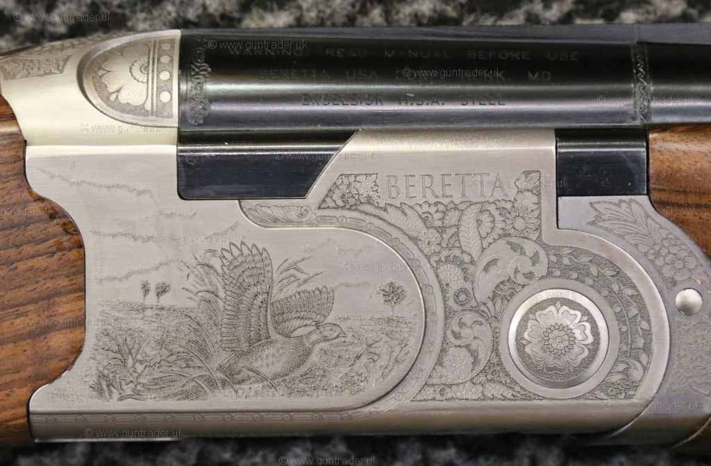 Beretta 12 gauge SILVER PIGEON 3 SPORT ADJ COMB