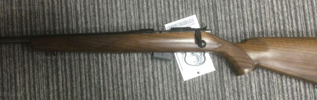 Buy S/H CZ 452 American WALNUT .17 HMR | Shooting Supplies Ltd