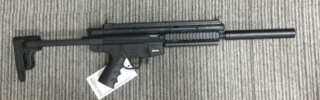 New GSG GSG-16  .22 LR