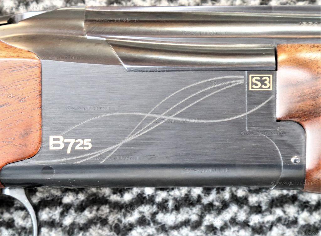 Browning 12 gauge B725 Black Edition