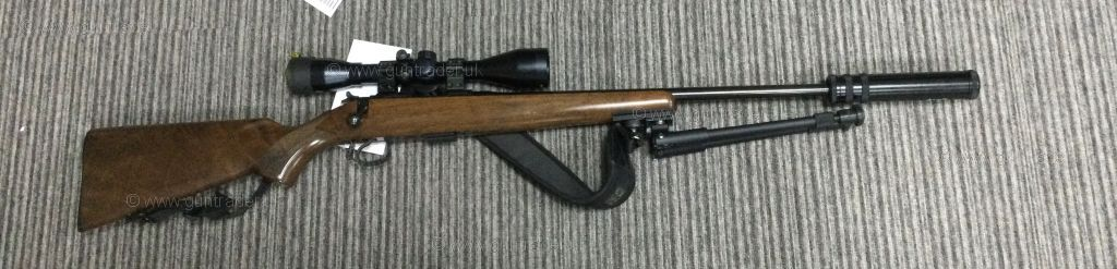 Buy S/H CZ 452-2E ZKM  .22 LR | Shooting Supplies Ltd