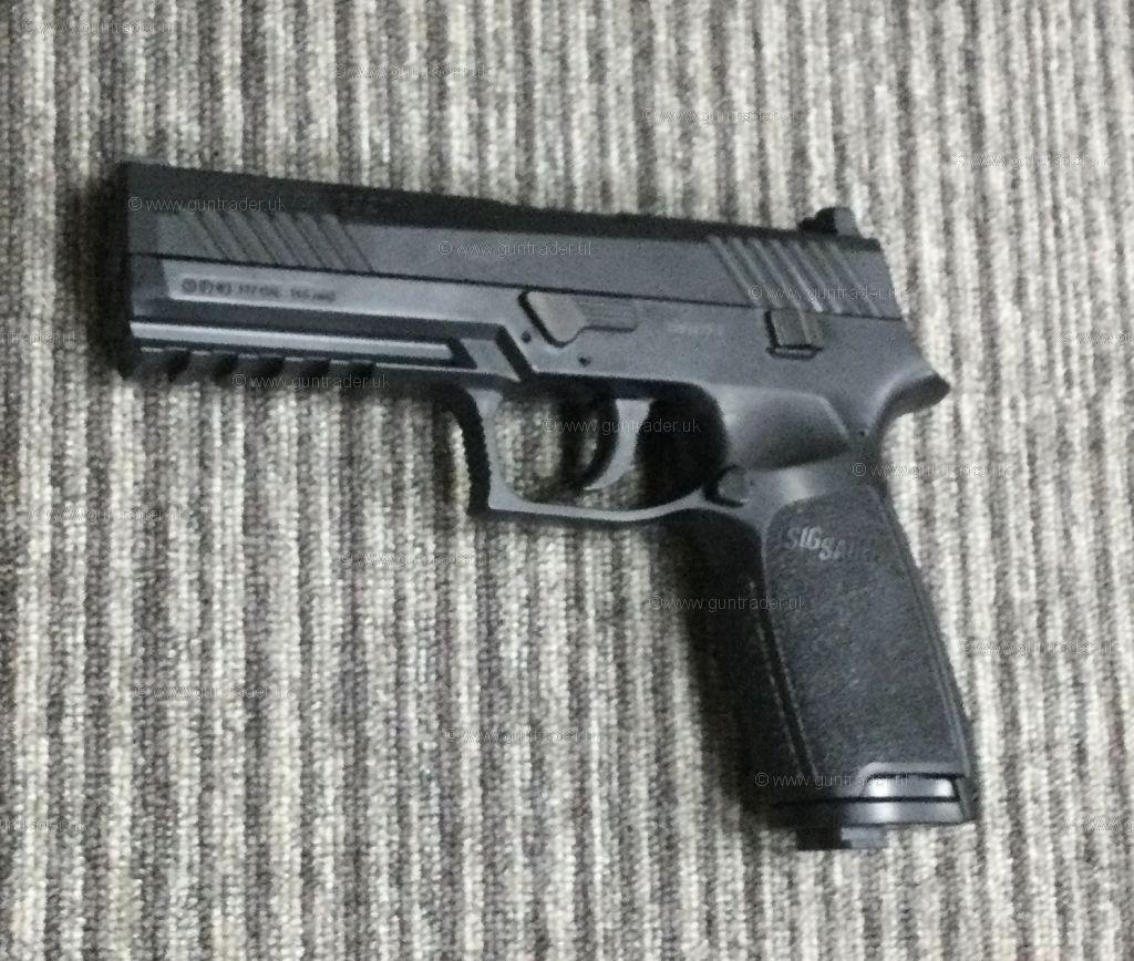 Buy New Sig Sauer P320 BLACK .177   Shooting Supplies Ltd