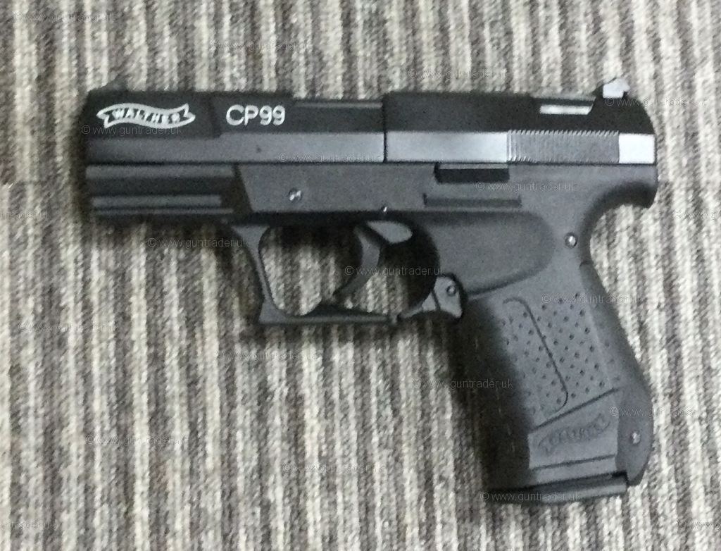 New Umarex Walther CP99  .177