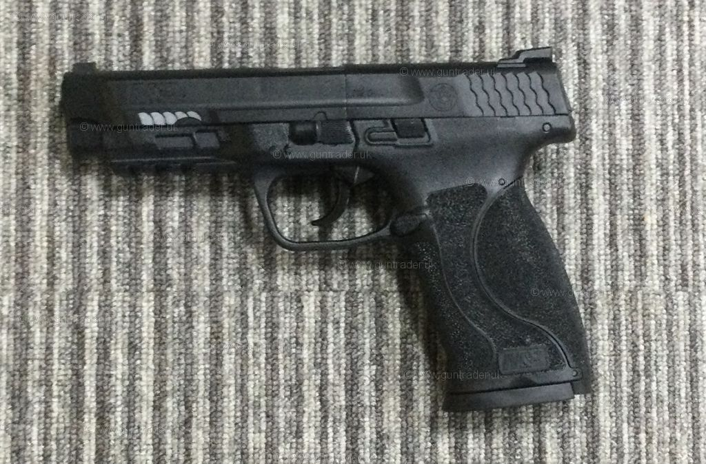 Buy New Umarex Smith and Wesson M&P 45  .177 | Shooting Supplies Ltd