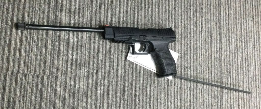 New Walther PPQ-M2  .22 LR