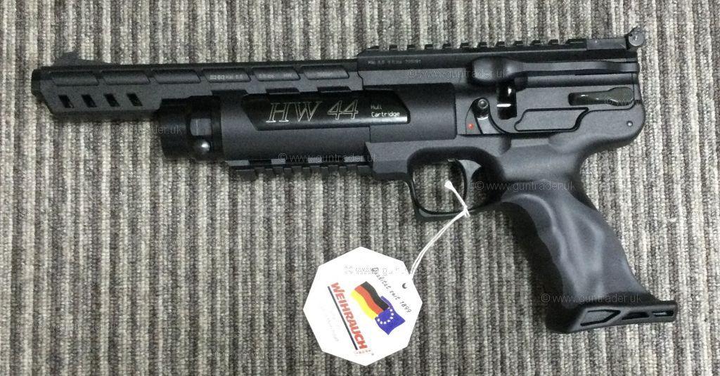 Buy New Weihrauch HW 44  .22   Shooting Supplies Ltd