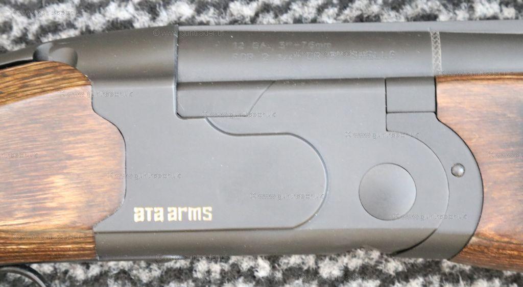 ATA 12 gauge SP Sporter BLACK LAMINATED
