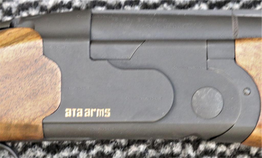 ATA 12 gauge SP Sporter BLACK ADJ
