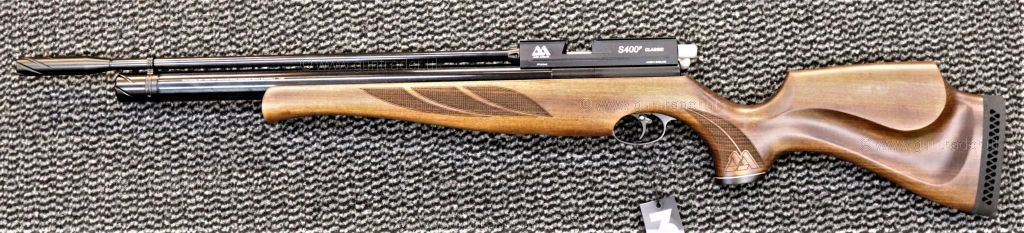 Air Arms .177 S400 Superlite Carbine Traditional