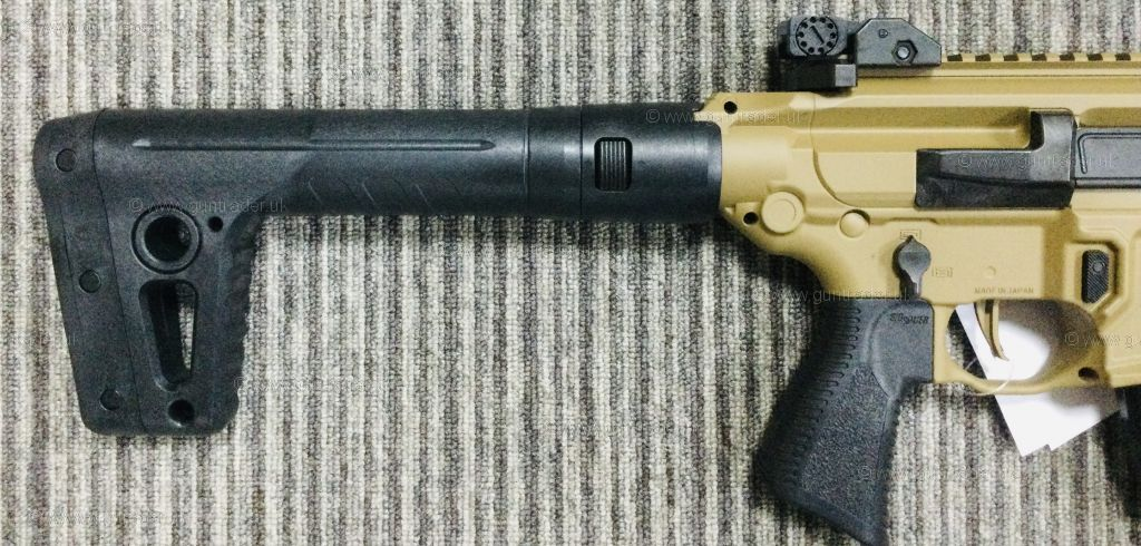 New Sig Sauer MCX  .177