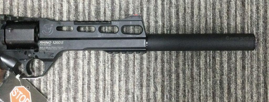 New Chiappa Rhino 120 DS BLACK 9MM