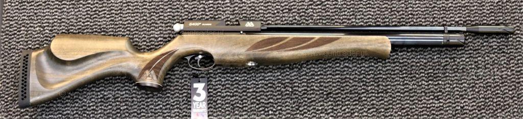 Air Arms .177 S400 Superlite Rifle Hunter Green