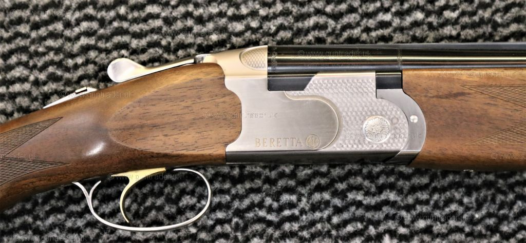 Beretta 12 gauge 686 White Onyx