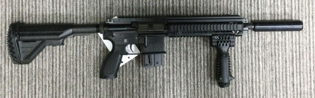 S/H Heckler & Koch HK416 D145RS  .22 LR