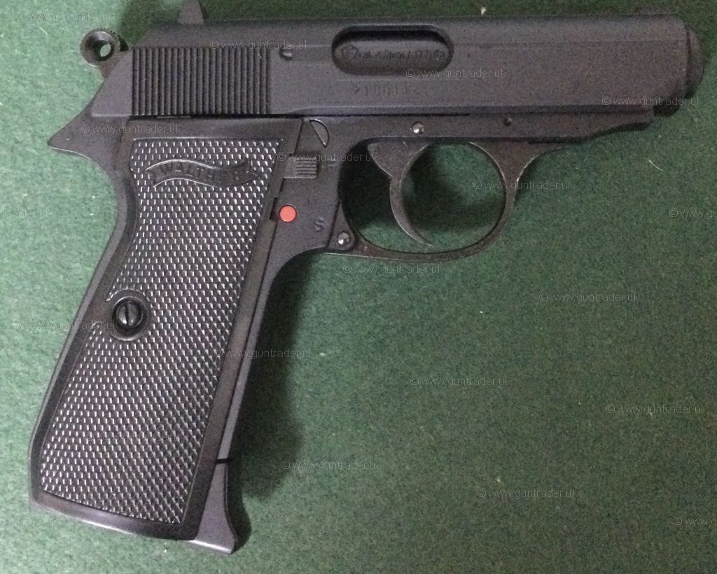 New Walther PPK/S  .177 (BB)
