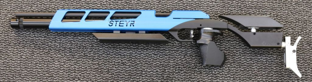 Steyr .177 Challenge HFT BLUE CHASSIS