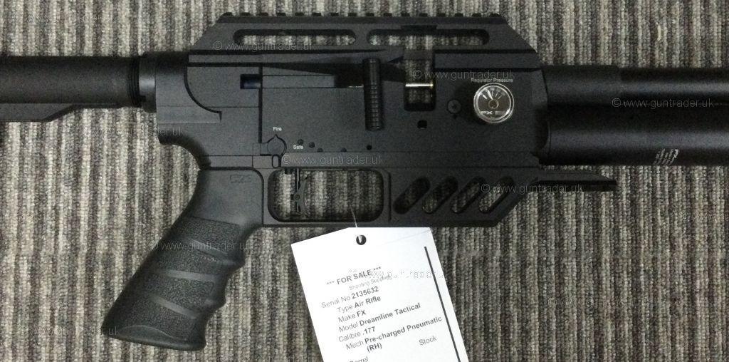 Buy New FX Dreamline Tactical  .177 | Shooting Supplies Ltd