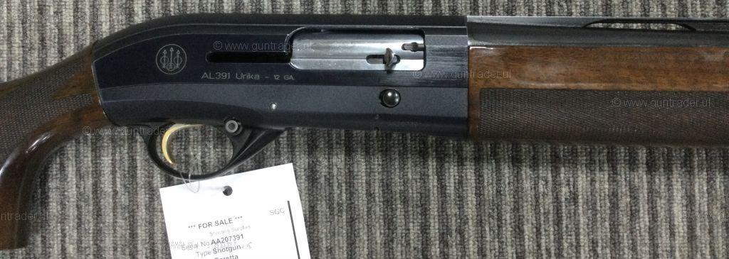 Buy S/H Beretta AL391 URIKA SPORTING 12 gauge | Shooting Supplies Ltd