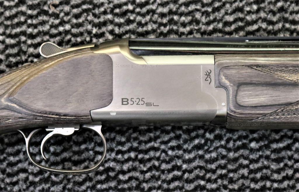Browning 12 gauge B525 Sporter Laminated Adj