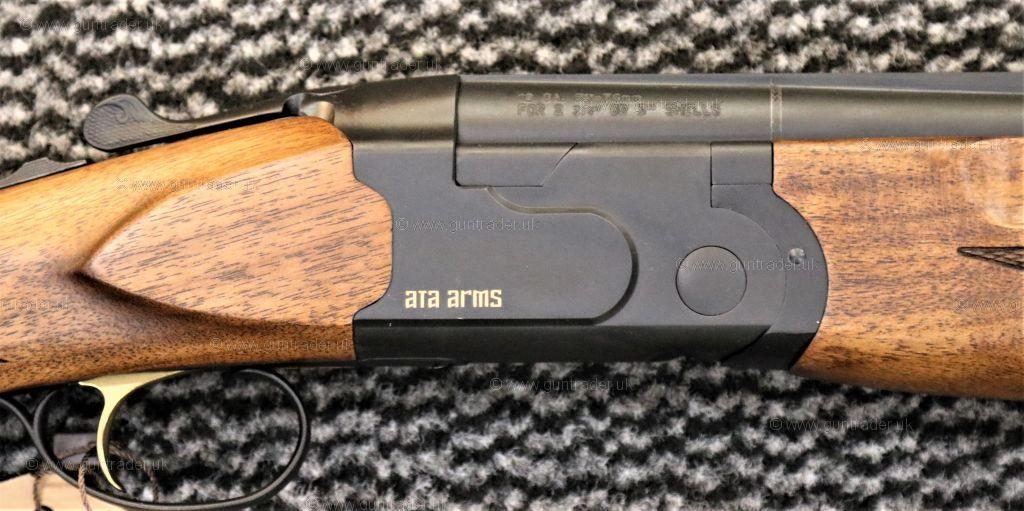 ATA 12 gauge SP black  Sporter ADJ