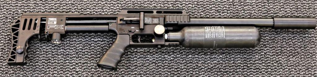 FX .177 IMPACT M3 BLACK