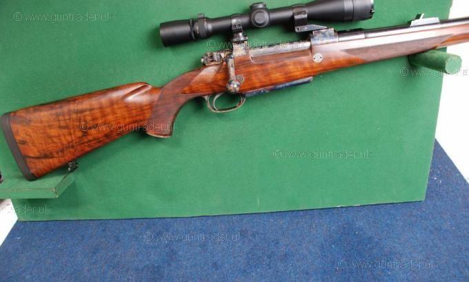 Mauser .416 Rigby Magnum Mauser 98