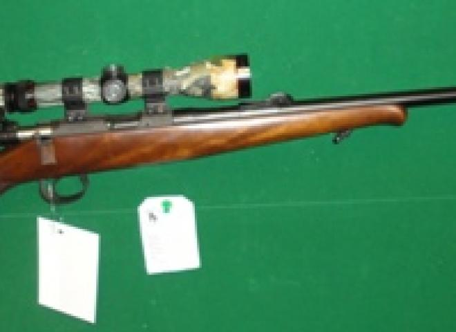 CZ .22 LR 452 (SCREW-CUT)