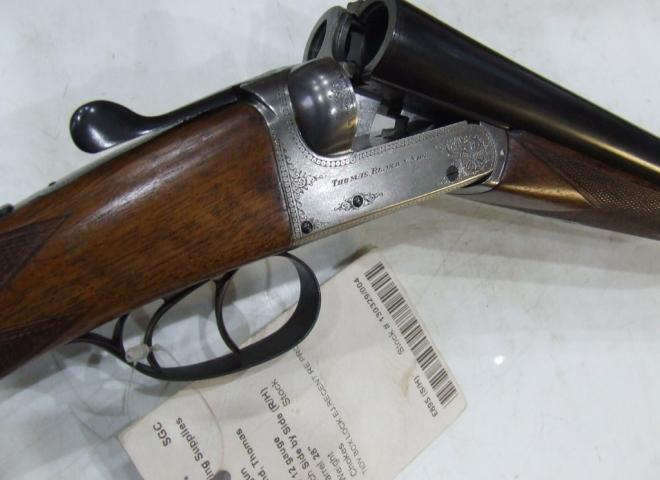 Bland, Thomas 12 gauge