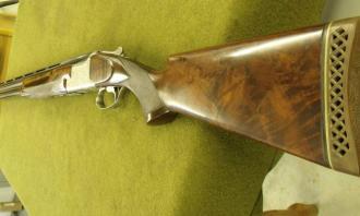 Browning 12 gauge B25 B7 (Trap/ Sporter) - Image 1