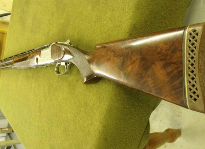 Browning 12 gauge B25 B7 (Trap)
